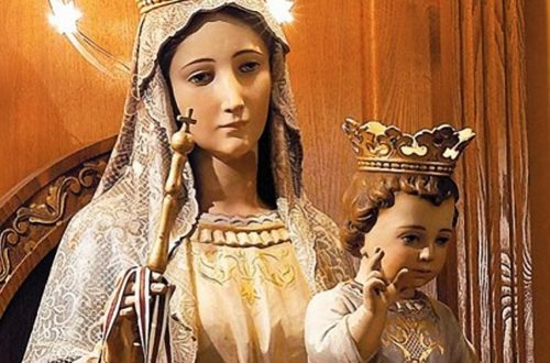 Oração a Maria, Consoladora dos aflitos