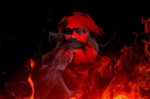 Karl Marx e Satã