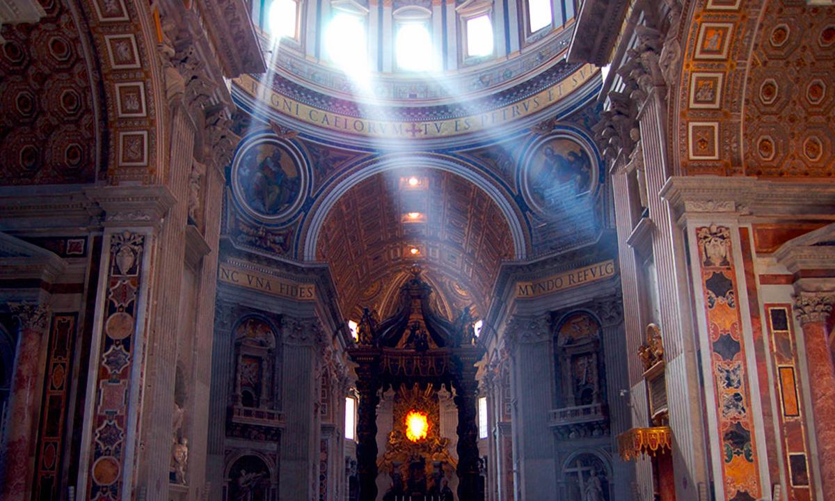 Maus Papas e a interpretação da Sagrada Escritura